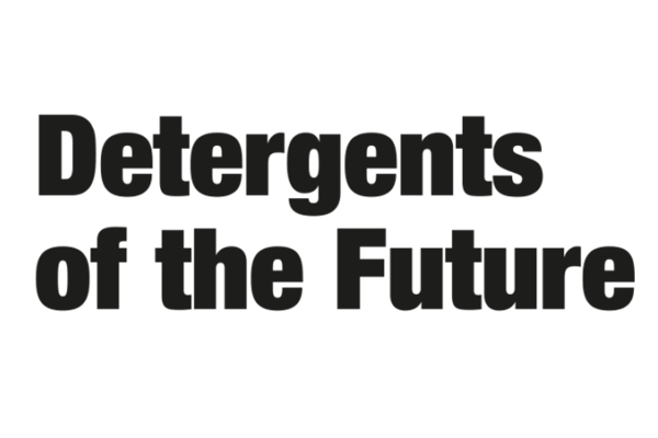 Take a look at our event Detergents of the Future