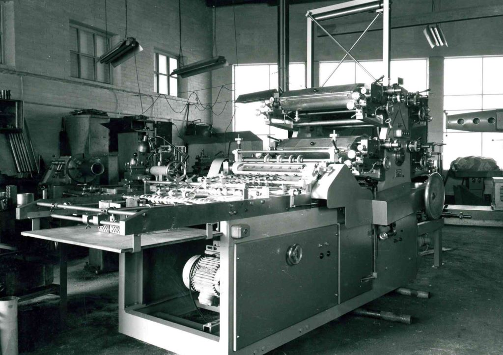 Machinery for printing industry